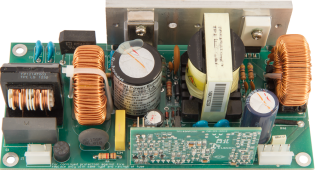 TP149A 160W 24Vdc high peak power supply with low standby power